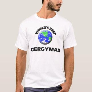 World's Best Clergyman T-Shirt