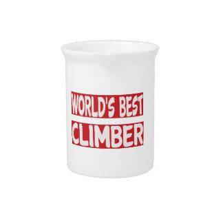 World's Best Climber. Pitcher