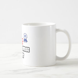 World's Best Clinical Nurse Specialist Classic White Coffee Mug