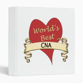 World's Best CNA Binder