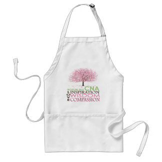 World's Best CNA Gifts Adult Apron