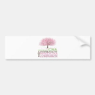 World's Best CNA Gifts Bumper Sticker