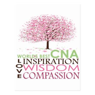 World's Best CNA Gifts Postcard