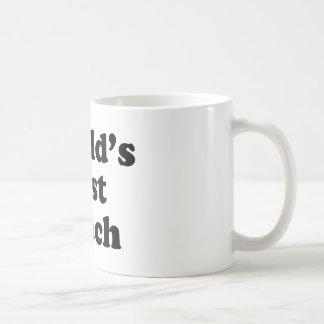 World's Best Coach Coffee Mug