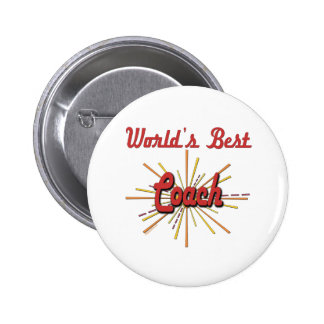 World's Best Coach Gifts Button