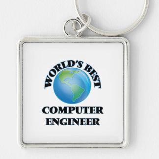 World's Best Computer Engineer Key Chain