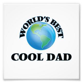 World's Best Cool Dad Photo Print