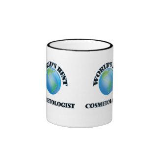 World's Best Cosmetologist Coffee Mug