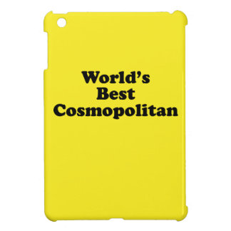 World's Best Cosmopolitan Cover For The iPad Mini