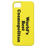 World's Best Cosmopolitan iPhone 5 Cover