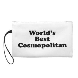 World's Best Cosmopolitan Wristlet Purse