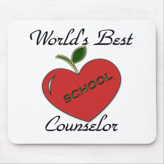 World's Best Counsleor Mousepads