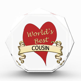 World's Best Cousin Award