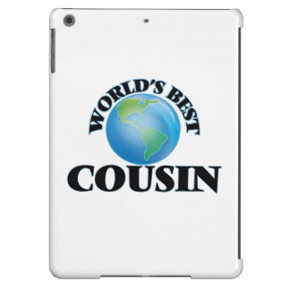 World's Best Cousin iPad Air Cases