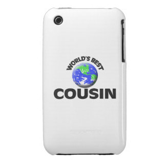 World's Best Cousin Case-Mate iPhone 3 Cases