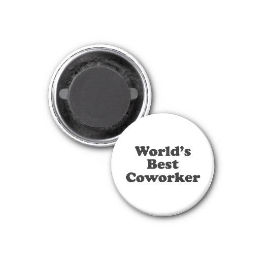 World's Best Coworker Magnet
