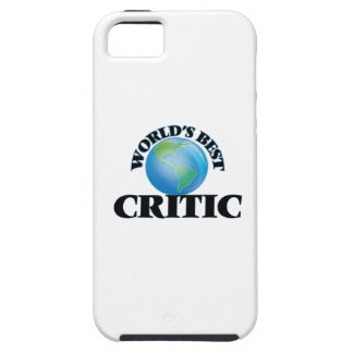 World's Best Critic iPhone 5 Covers