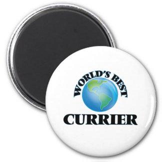 World's Best Currier 2 Inch Round Magnet