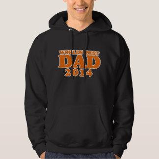Worlds Best Dad 2014 Hoodie