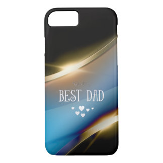 World's Best Dad | Adorable Gift iPhone 7 Case