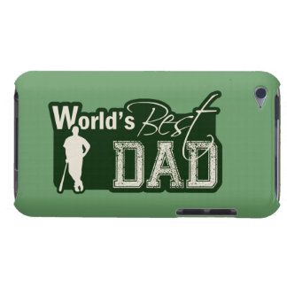 World's Best Dad; Baseball iPod Touch Cover