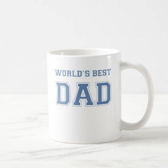 Worlds Best Dad Coffee Mug