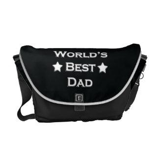 World's Best Dad Courier Bag