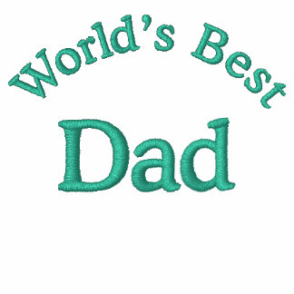 World's Best Dad Polo Shirt