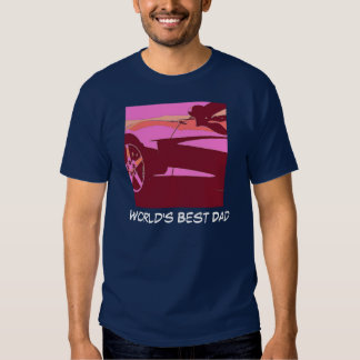 World's Best Dad Father-s Day Tee Shirt