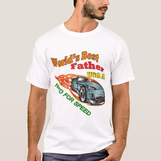 World's Best Dad Father's Day Gift T-Shirt