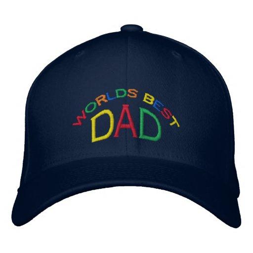 World's Best Dad Hat