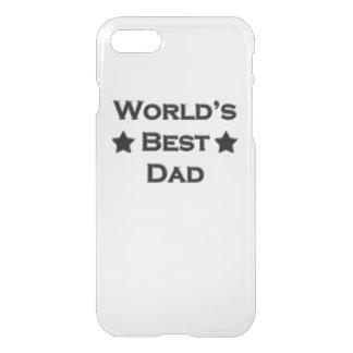 World's Best Dad iPhone 7 Case