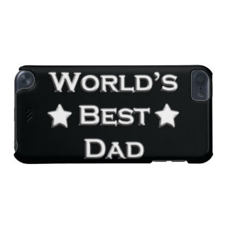 World's Best Dad iPod Touch (5th Generation) Cover