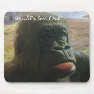 World's best Dad! Mouse Pad
