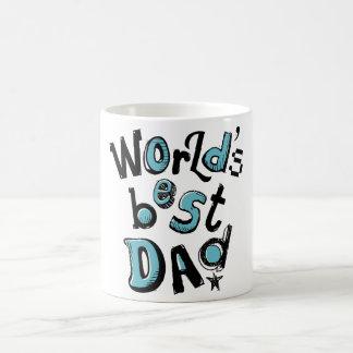 World's Best Dad Coffee Mugs