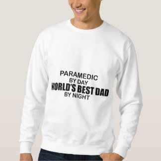 World's Best Dad - Paramedic Sweatshirt