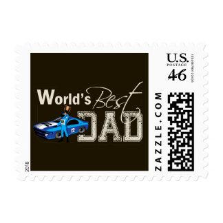 World's Best Dad; Racing Postage