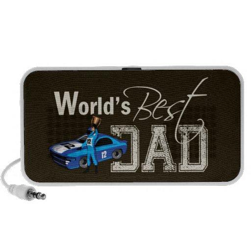 World's Best Dad; Racing Travel Speaker