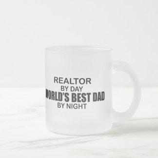 World's Best Dad - Realtor Mug
