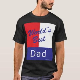 World's Best Dad T-Shirt