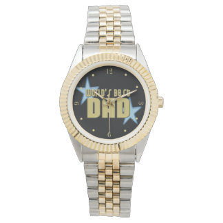 World's Best Dad Wrist Watch