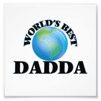 World's Best Dadda Photo Print