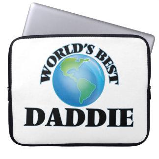 World's Best Daddie Computer Sleeves