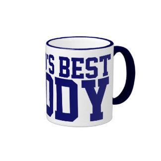 World's Best Daddy Mug