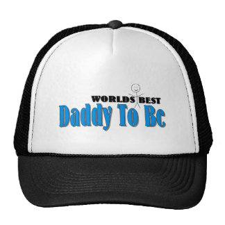 World's Best Daddy To Be Trucker Hat