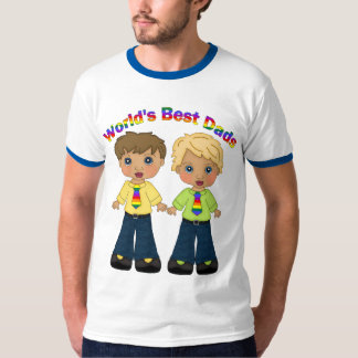 World's Best Dads Gay Pride Gifts and Tees
