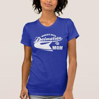 World's Best Dalmatian Mom T-Shirt