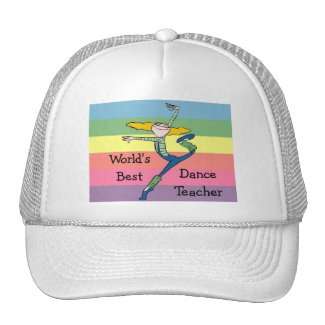 World's best dance teacher merchandise