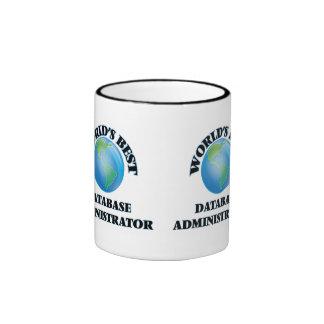 World's Best Database Administrator Coffee Mugs