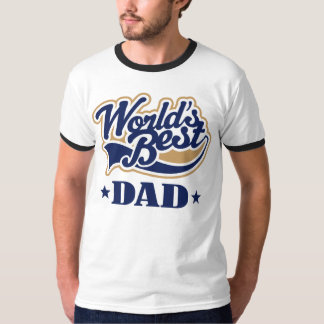 Worlds Best Day Fathers Day T-Shirt